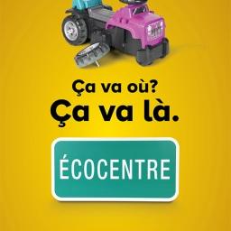 Les jouets pour enfants sont souvent faits de plusieurs matériaux différents et de plastiques non codés qui ne se recyclent pas.