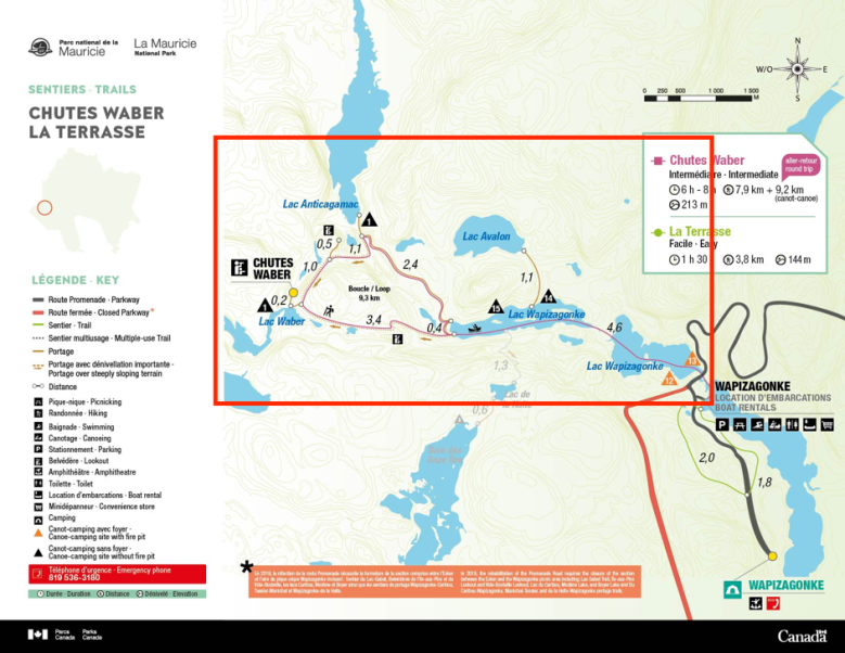 Canot-Camping-Mauricie-Carte-1.png