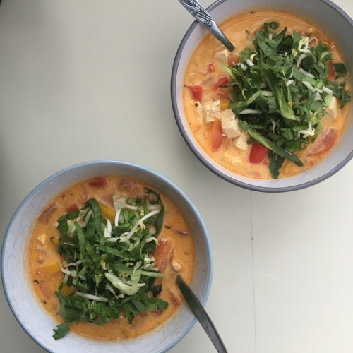 Soupe-Thai - 1